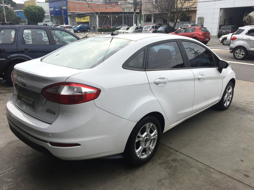 new fiesta sedan 2015 automatico flex