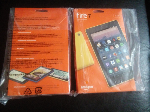 new fire 7 tablet with alexa, 7  display, 8 gb,