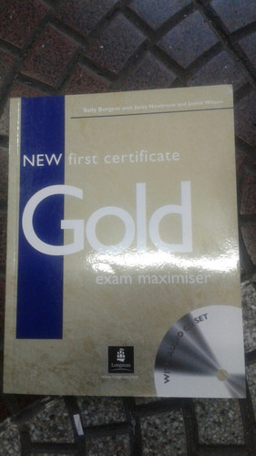 new first certificante gold (exam maximiser)