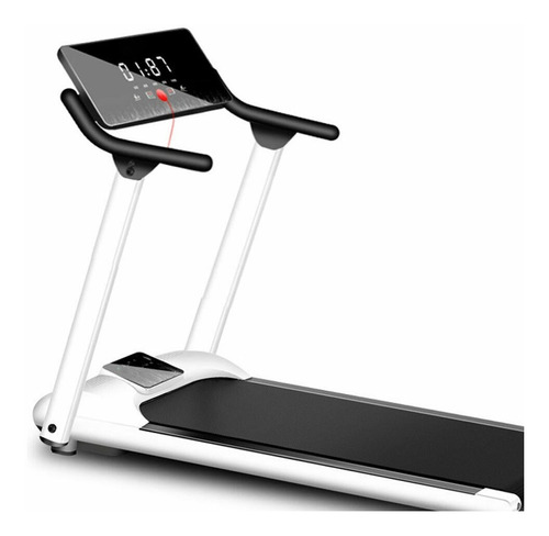 new folding electric treadmill motorised portable running ma