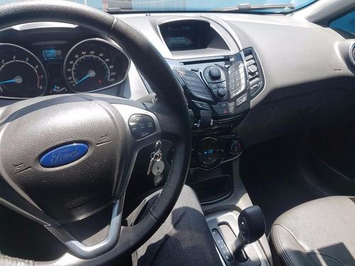 new ford fiesta hatch 2015 titanium poweshift aceito tiguam