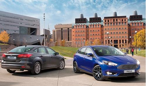 new ford focus okm desde u$s 29.990 intermotors