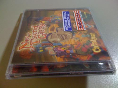 new found glory catalyst cd lacrado (c/ 02 videos) importado