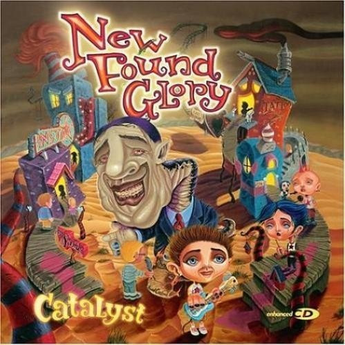 new found glory - catalyst importado