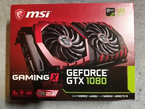 new gtx 1080 graphics card