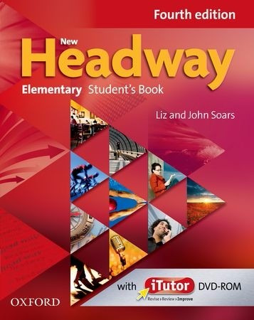 new headway elementary 4 ed student'sbook+workbook+cds