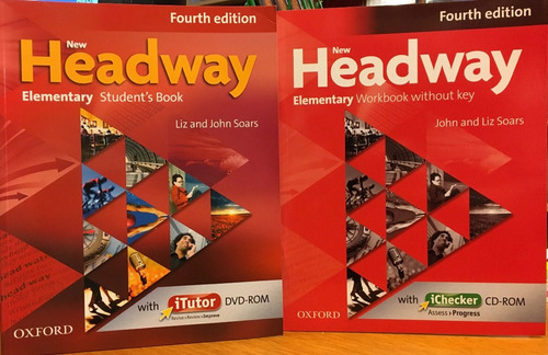 new headway  elementary students book & workbook 4/ed oxford