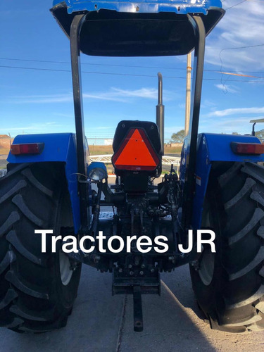 new holland 6610