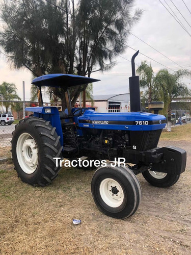 new holland 7610