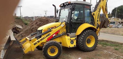 new holland b90