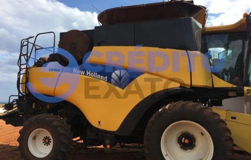 new holland - cr 9060 2012