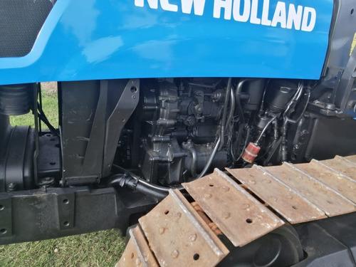 new holland de bandas 70 hp.