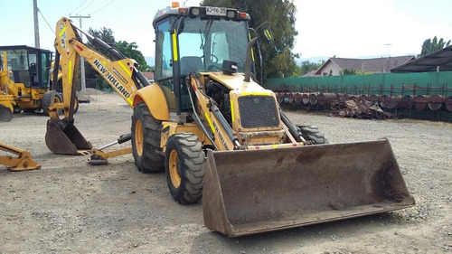 new holland  lb90