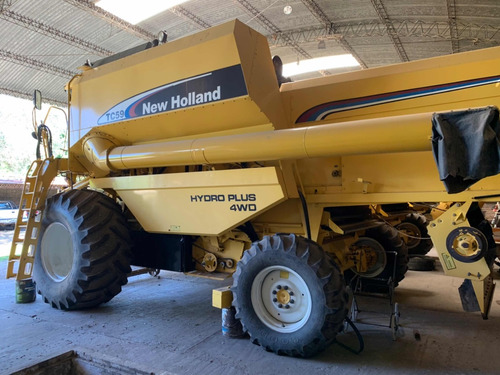 new holland tc59