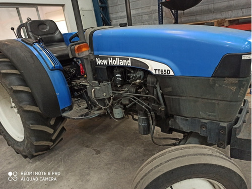 new holland tt65 d