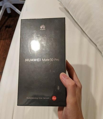 new huawei mate 30 pro 5g