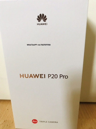 new huawei p20 pro 128gb unlocked