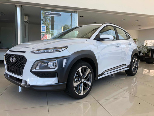 new  hyundai kona 2020 2wd  1.6 turbo con cuero