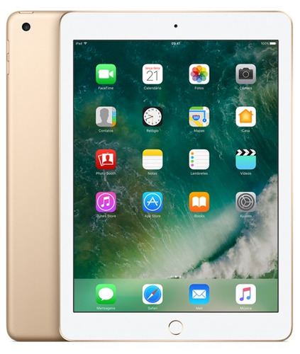 new ipad 32gb tela 9,7 wi-fi original lançamento 2017