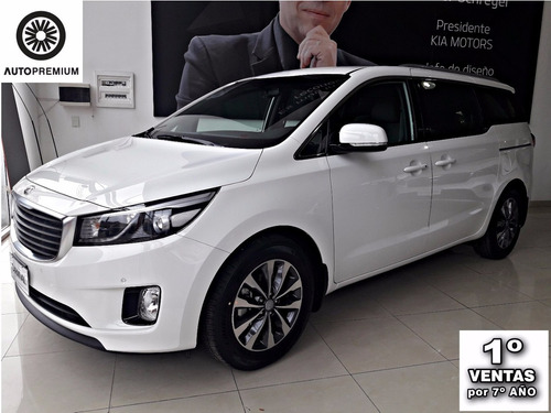 new kia carnival 2.2 cdri 6at premium . oportunidad