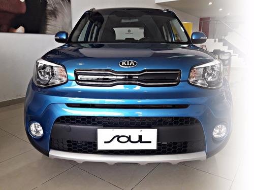 new kia soul 1.6 6at premium - descubrilo