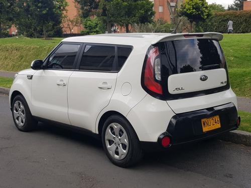 new kia soul lx mt unico dueño gasolina y gas