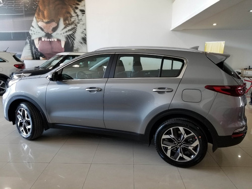new kia sportage 4x2 at. llantas 18¨´ l/2020