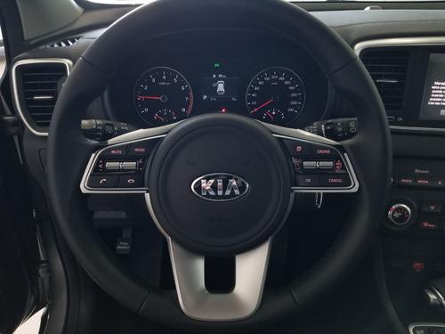 new kia sportage 4x2 at. llantas 18¨´ l/2020