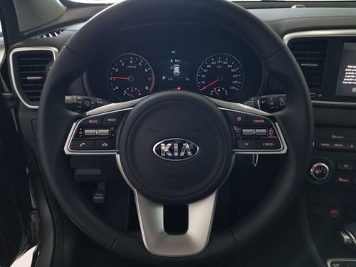 new kia sportage 4x2 at. llantas 18¨´ unica