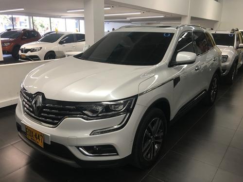 new koleos intens 4x4 aut blanco universal 2019 eox447