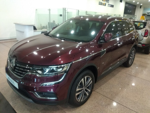 new koleos intens phone rep at 4x4 modelo 2021