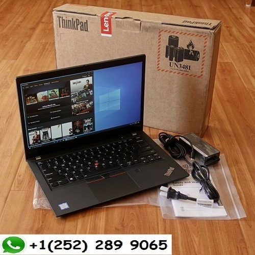 new lenovo thinkpad t490 laptop