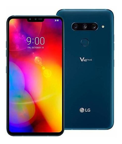 new lg v40 thinq 128gb 6gb ram
