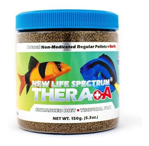 new life spectrum thera + pellet 1m 150g  - alimento premium