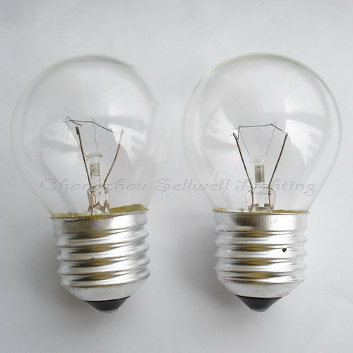 new light incandescent standard 40w e27 110v clear