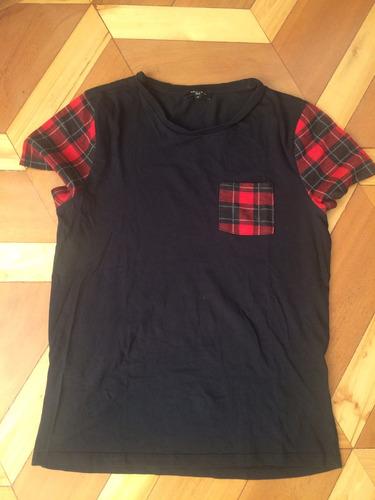 new look camiseta chico
