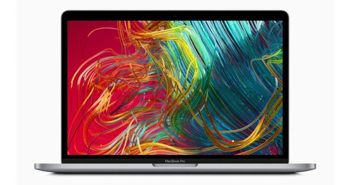 new macbook pro 13 pulgadas corei 5 octava/touch bar/gray