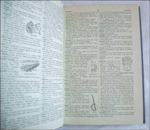 new method english dictionary _ diccionario p/ extranjeros