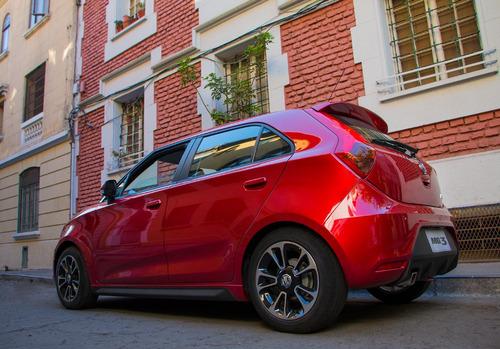 new mg3 1.5 5mt std rojo 4 puertas