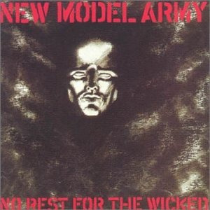 new model army-no rest for the wicked-cd raro novo uk import