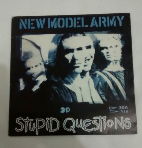 new model army single stupid questions bauhaus cure joy