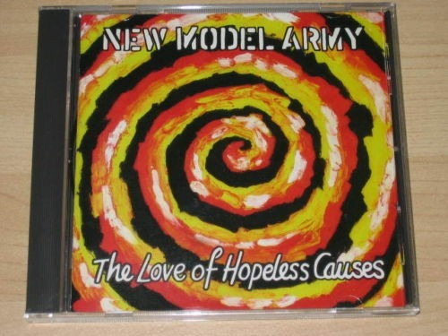 new model army - the love of hopeless causes importado