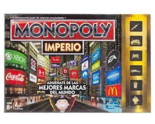 New Monopoly Imperio Juego De Mesa Ninos Familia B5095 129 990
