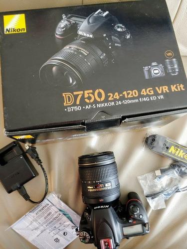 new nikon d750 vr kit 24-120mm