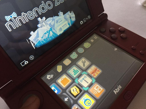 new nintendo 3ds xl + cargador.