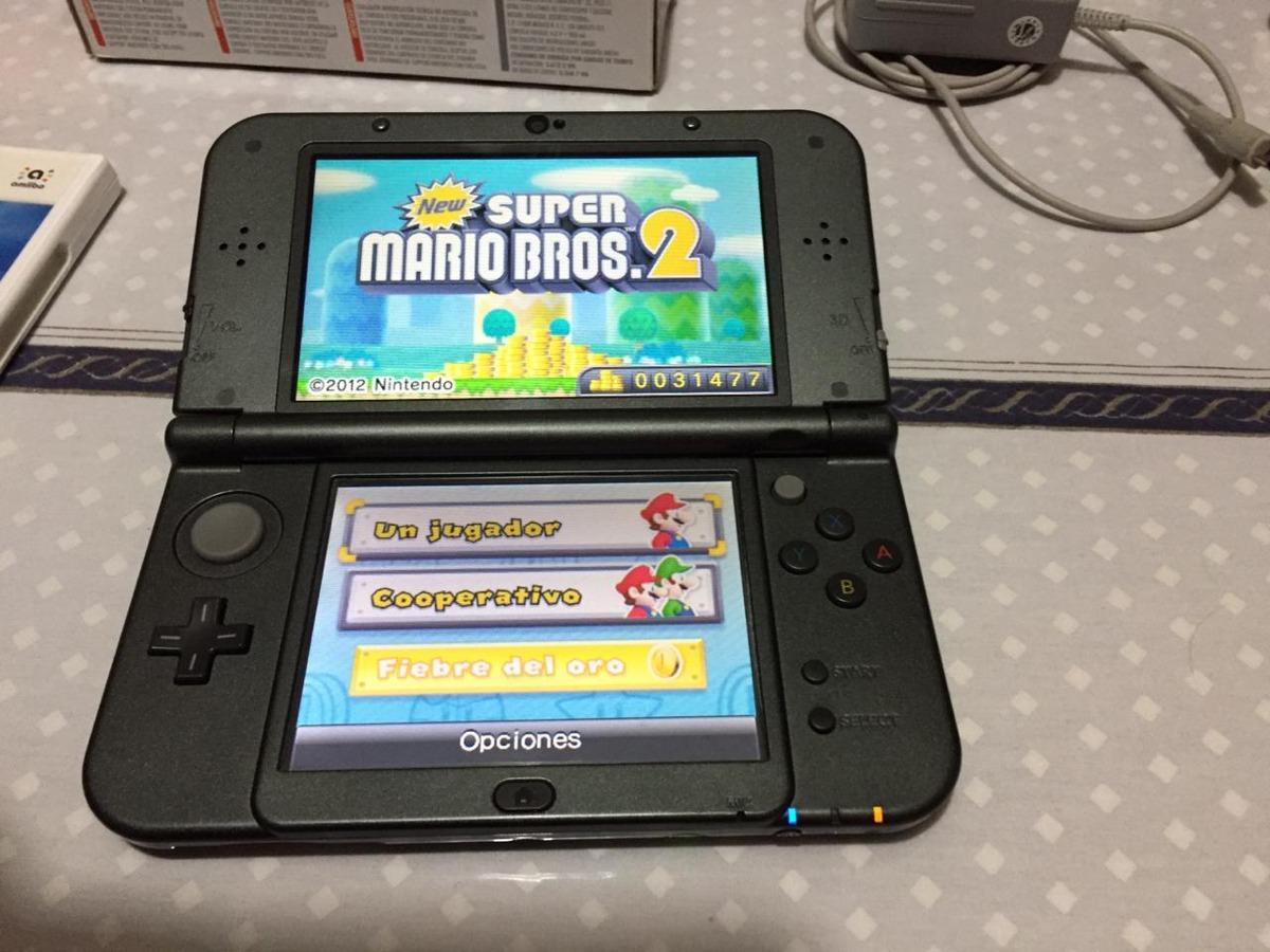 New Nintendo 3ds Xl Con 2 Juegos 4 000 00 En Mercado Libre