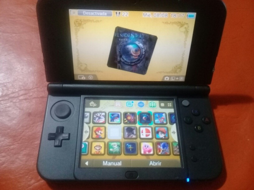 New Nintendo 3ds Xl Con Freeshop
