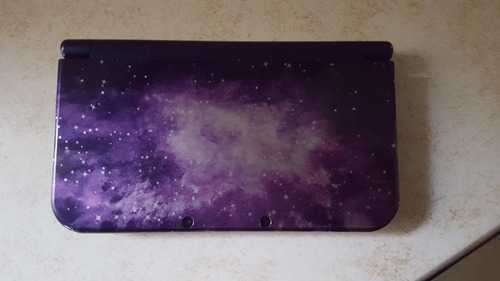 new nintendo 3ds xl edicion galaxy impecable envio gratis