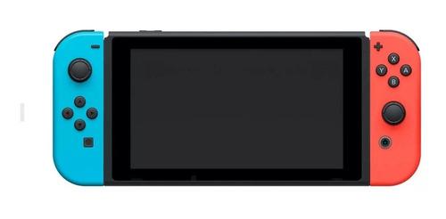 new nintendo switch neon 32gb novo pronta entrega