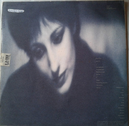 new order - low life  -  lp - ver o video